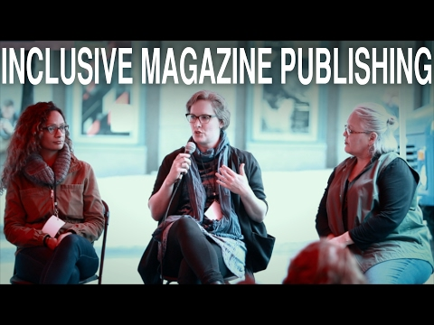 "MagsBC presents ""Inclusive Magazine Publishing: Barriers and Strategies for  Writers and Publishers"""