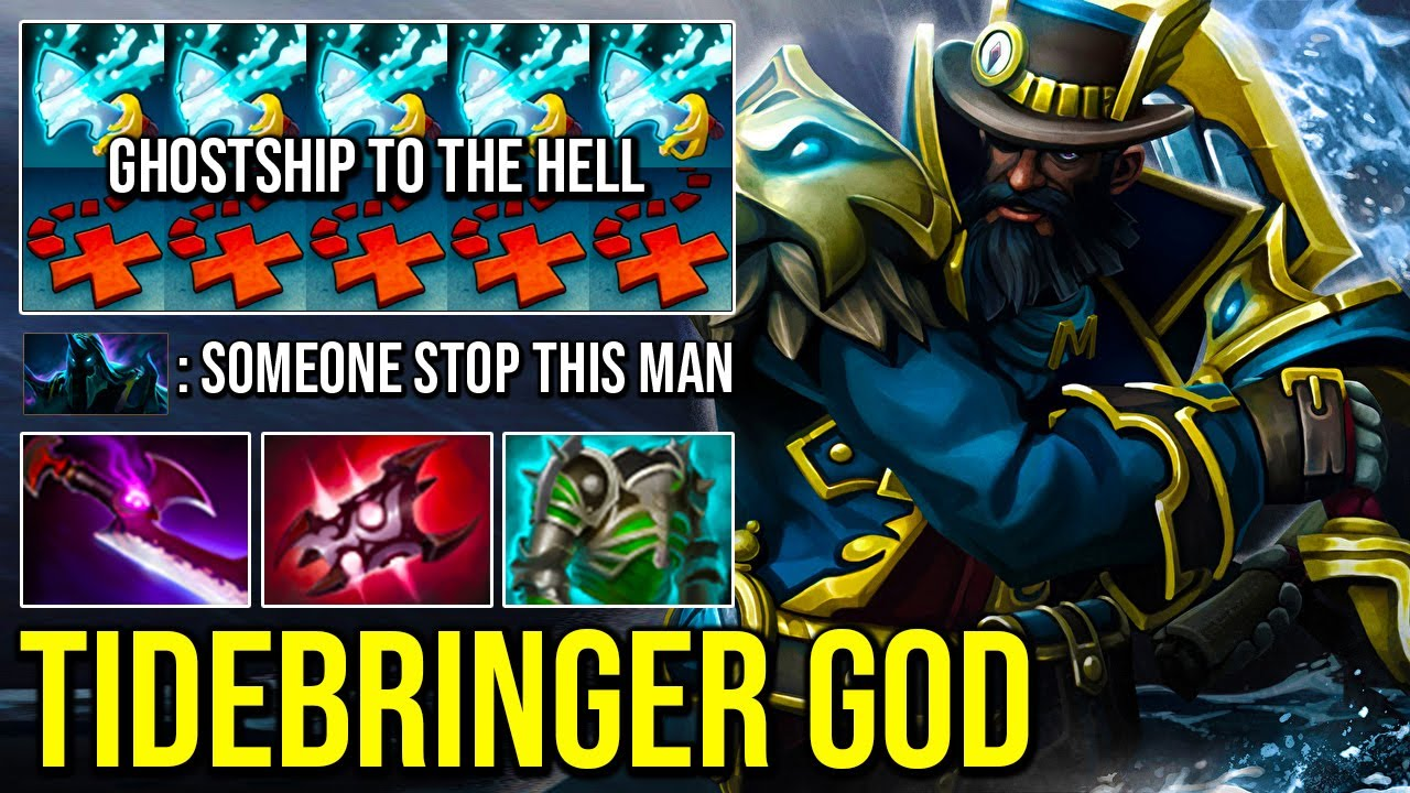 Download STRONGEST MIDLANER IN 7.30 Patch Tidebringer Kunkka ABSOLUTELY Nobody Can Win His Lane Dota 2