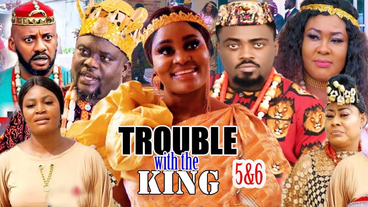 Download TROUBLE WITH THE KING Part 5&6- [NEW MOVIE] CHIZZY ALICHI Latest Nigerian Nollywood Movie 2020
