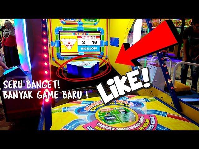 TIMEZONE Supermall Karawaci, banyak game baru! | #mainsamacalief