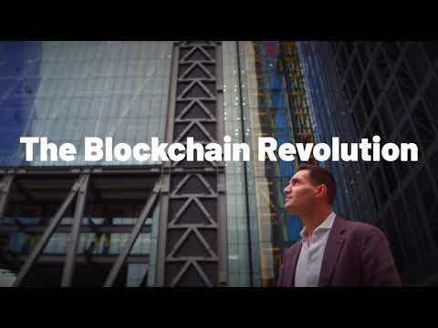 Teaser RESET  - The Blockchain Revolution