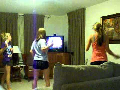 Wii Just Dance Hot 'n Cold