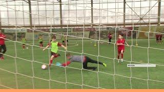 Юные футболисты из Якутии проходят стажировку в московской академии ФК «Спартак»