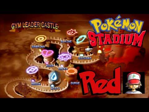 Pokémon Stadium - Gym Leader Castle Complete