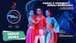 Gerua Remix | Faisal Vaishnavi | Sonali B | Dilwale
