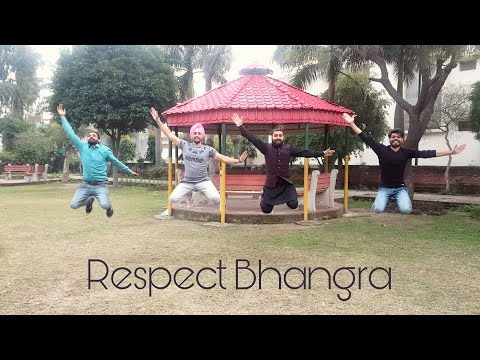 Bhangra on Wang | Dilpreet Dhillon | Parmish Verma | Way Of Bhangra