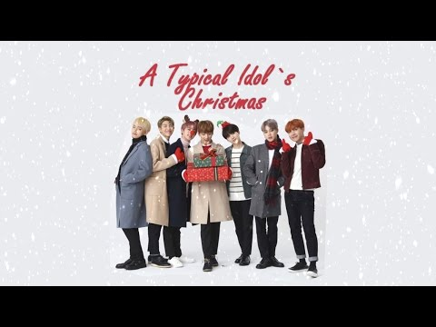 [RUS SUB] BTS - A typical Idol`s Christmas