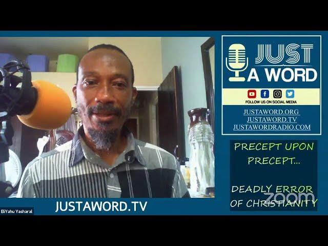Precept Must Be Upon Precept! Deadly Christian Errors (Part 2)
