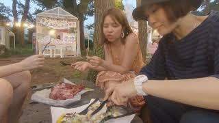 한라 수목원 야시장 (여름에 모기많고 음식종류 많지않음…