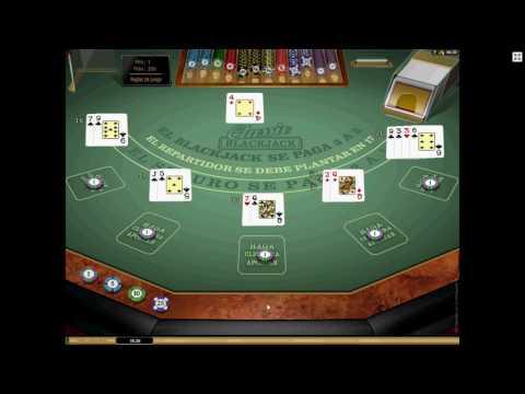 Como jugar al Blackjack en ebingo.es