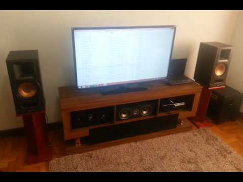 klipsch rb 81 playing yes youtube. Black Bedroom Furniture Sets. Home Design Ideas