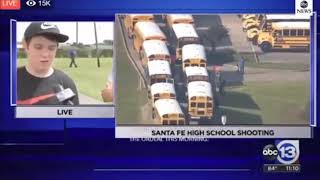 Sante Fe school shooting witness tells ABC reporter shooter was bullied by coaches and students