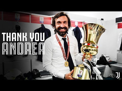 Köszönjük, Andrea Pirlo!