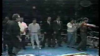Roll Call of Mexican Boxing Legends