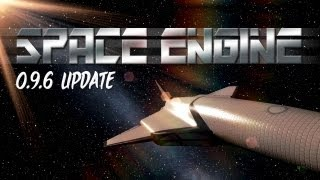 Space Engine 0.9.6 Update - Supermassive Black Holes, Pandora and Spacecraft