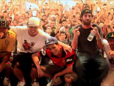 Cone Crew Diretoria - Falo Nada(part. Marcelo D2)
