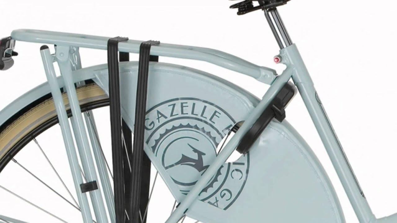 Ongekend Hollandrad Gazelle Basic (2011) - www.velo-group.de - YouTube XX-49