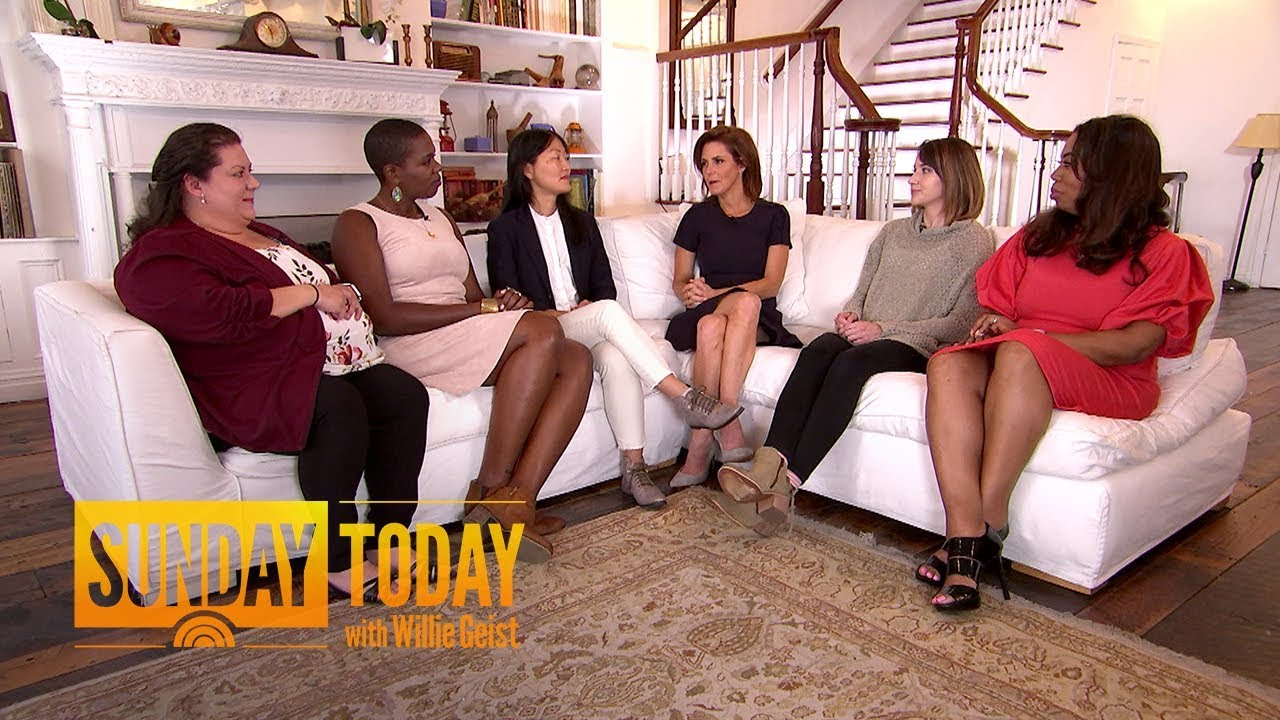 Todays women comfortable talking about sex