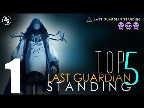 Destiny 2 Top 5 Last Guardian Standing in Trials of the Nine | Episode 1