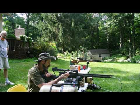 54 Caliber Air Rifle