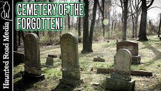Creepy Cemetery Mysteries Exploration!