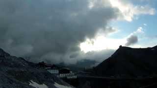 Clouds Over Mountains [Stelvio Pass] (HD)