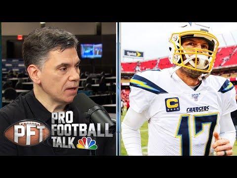 Tom Brady, Philip Rivers headline craziest NFL QB offseason   Pro Football Talk   NBC Sports