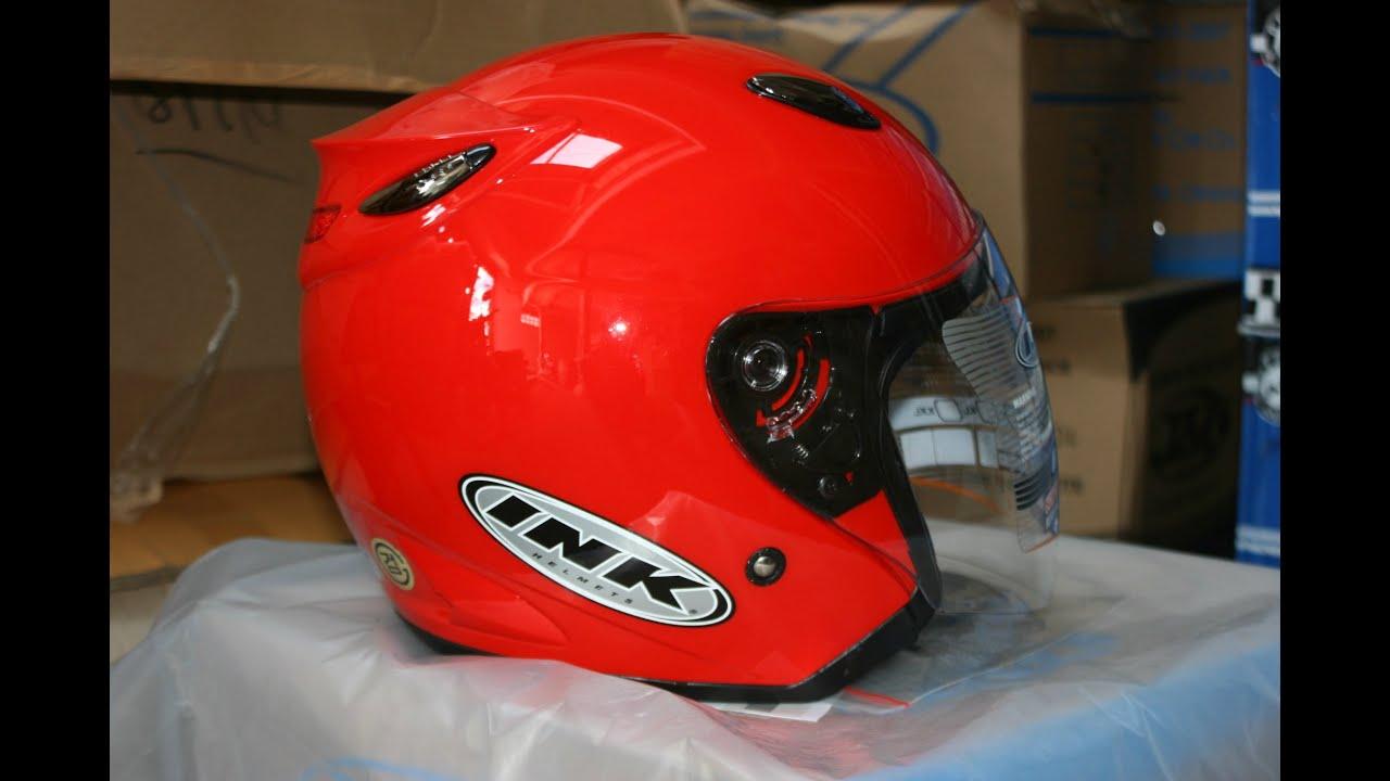 harga helm ink terbaru 2015 - youtube