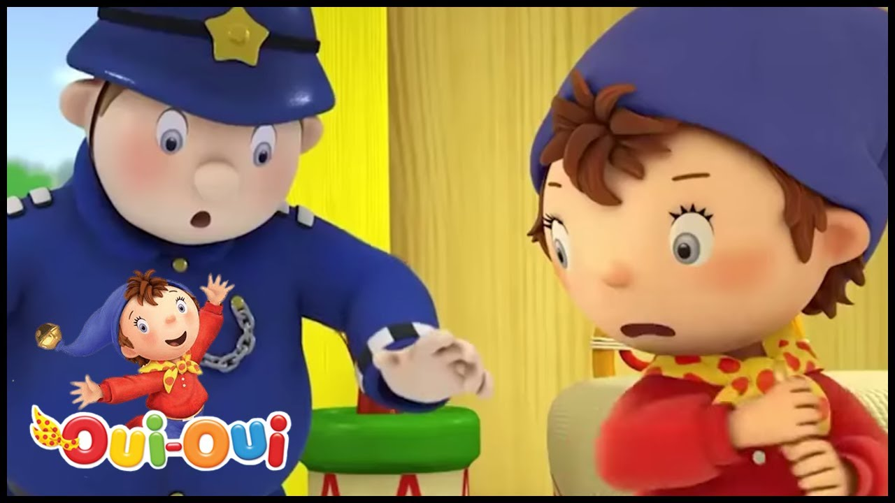 Oui oui officiel pantalon magique dessins anim s pour les enfants dr les de dessins anim s - Le dessin anime oui oui ...
