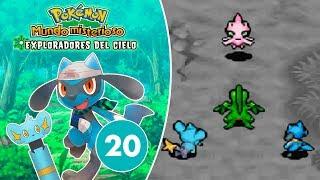Pokémon Mundo Misterioso Exploradores del Cielo - EP 20 - CELEBI | Cabravoladora