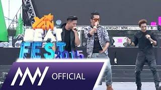 tronie ft hoang rapper - sexy night  yan beatfest 2015