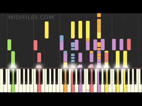 Irgendwas / Yvonne Catterfield ft. Bengio (MIDI Karaoke Instrumentalversion)
