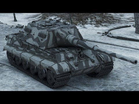 World of Tanks Jagdtiger - 5 Kills 9,3K Damage thumbnail