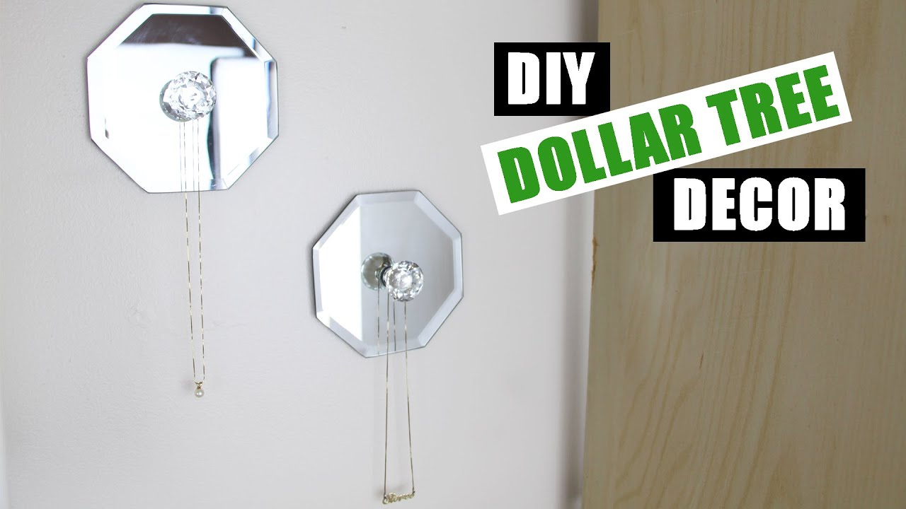 Dollar store diy room decor dollar tree diy jewelry for Room decor jewelry holder