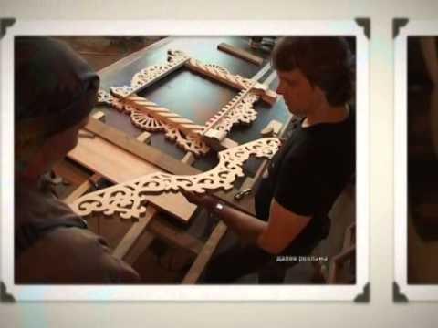 DIY фоторамка для домашнего декора, выполненная из листа фанеры .
