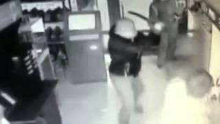 Дерзкое нападение на автозаправочную станцию в пригороде Петропавловска