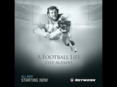 A Football Life of Lyle Alzado Review on NFL Network!