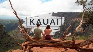 KAUAI TRAVEL VLOG | HIKING BEAUTIFUL WAIMEA CANYON