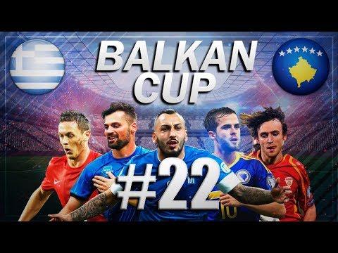 FIFA 18 - BALKAN CUP #22 - Kosovo v Greece - GROUP B