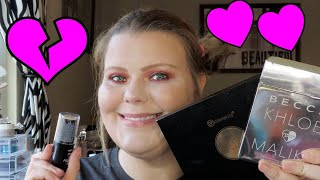Full Face New Products Drugstore/HighEnd #grwm #drugstore #beauty #makeup #over35 #fenty