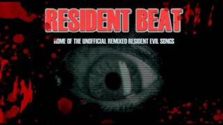 Resident Beat -- Resident Evil Techno Remix (PS1)