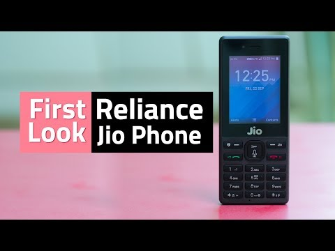 First Impression on Jio Phone