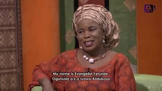 EVANGELIST YETUNDE OGUNSOLA aka Iyawo Alalubosa on GBAJUMO TV