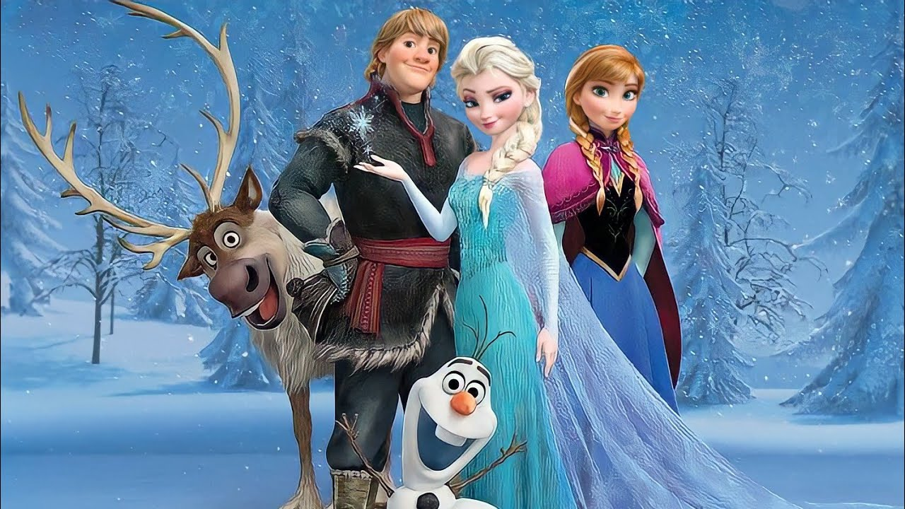 Download Frozen Movie Explained in Hindi/Urdu | Frozen (2013 ) Part 1 Animated Family film in हिन्दी/اردو