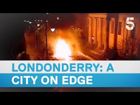 Derry alerts 'designed to frustrate' bomb investigation