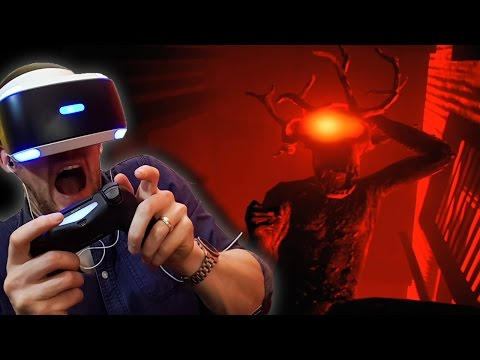 Here They Lie : I Can't Do This ( PS4 VR Horror )