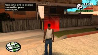 Gta San Andreas #1 Part 1 Missão