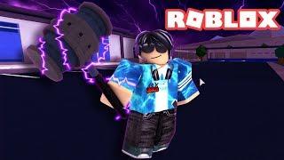 Prison Life - Ban Hammer Challenge | Roblox