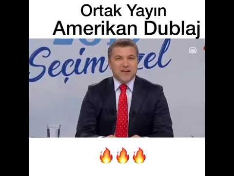 Ortak Yayın - Amerikan Dublaj