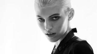 Devon Windsor & Zlata Mangafic for Vogue Germany |
